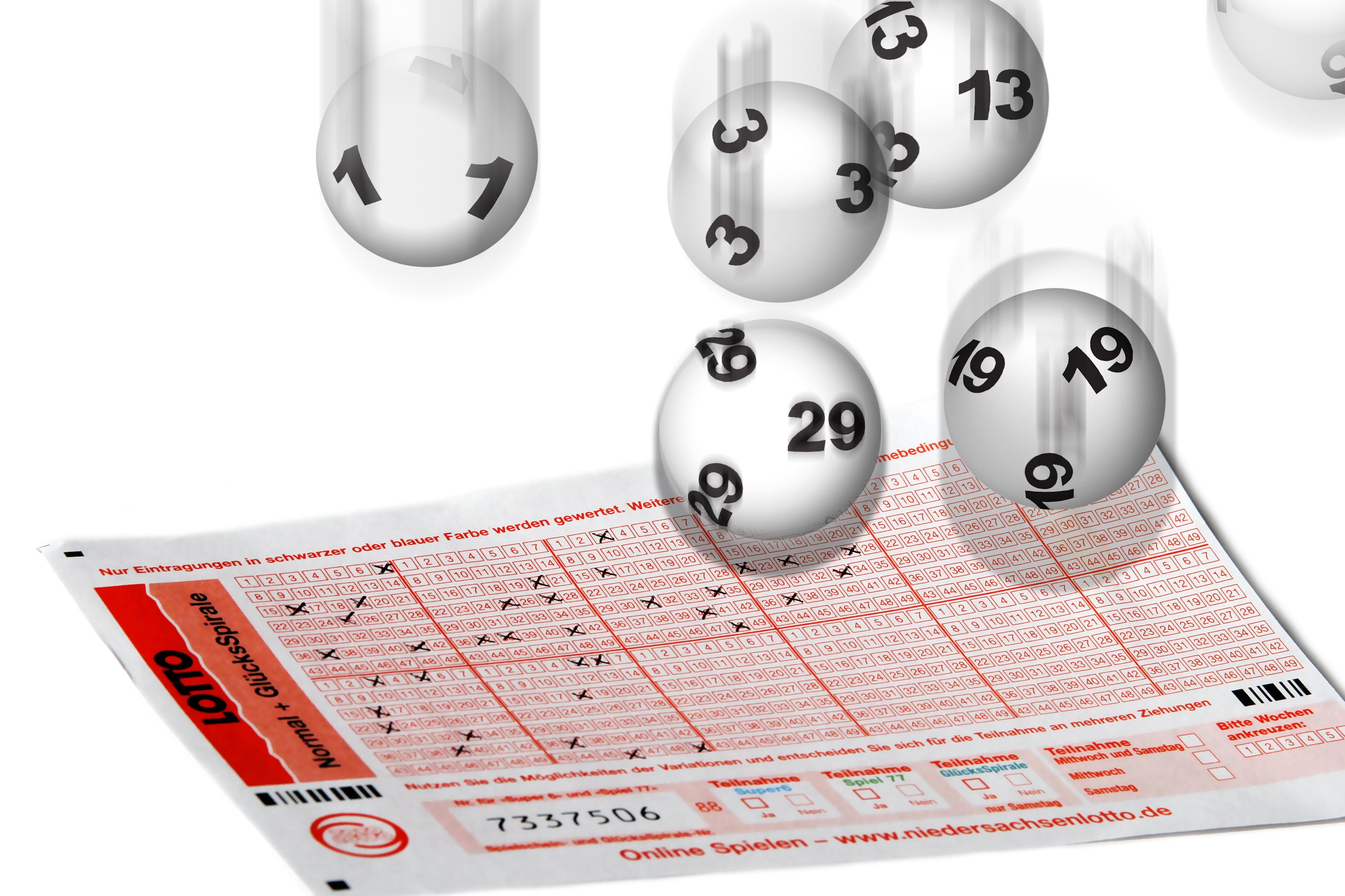 Lottozahlen 5.8 17